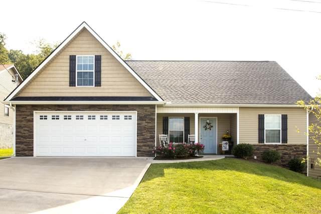 3169 Bakertown Overlook Lane, Knoxville, TN 37931 (#1144338) :: Catrina Foster Group