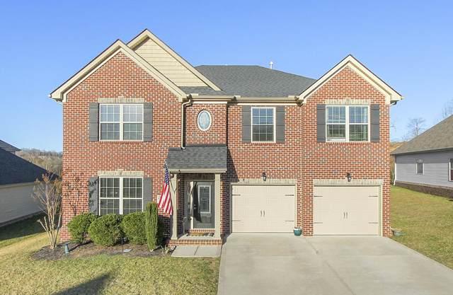 2036 Creekside Manor Lane, Knoxville, TN 37932 (#1144360) :: Adam Wilson Realty