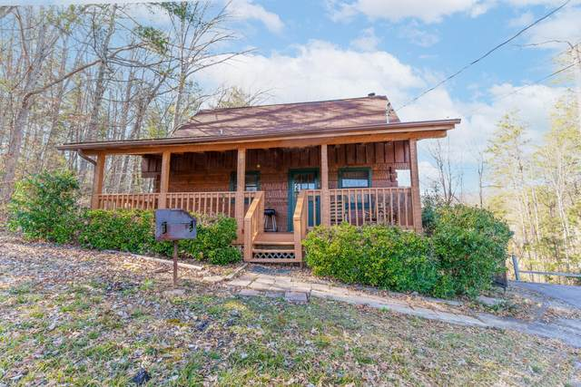2816 Valley Springs Way, Sevierville, TN 37862 (#1144393) :: Billy Houston Group