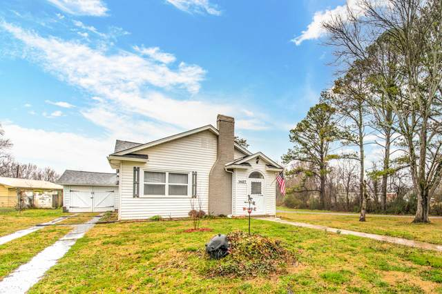 1407 Sweetwater Vonore Rd, Sweetwater, TN 37874 (#1144402) :: Realty Executives Associates Main Street