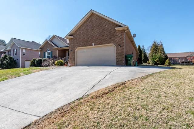 613 Montgomery Lane, Maryville, TN 37803 (#1144442) :: Realty Executives Associates