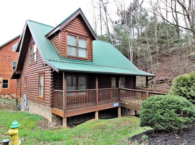 559 Blackberry Ridge Way, Pigeon Forge, TN 37863 (#1144444) :: Shannon Foster Boline Group