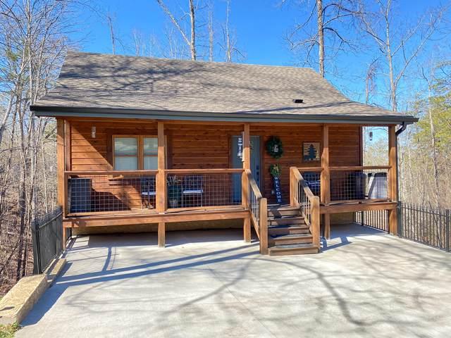 3524 Sandridge Way, Pigeon Forge, TN 37863 (#1144480) :: JET Real Estate
