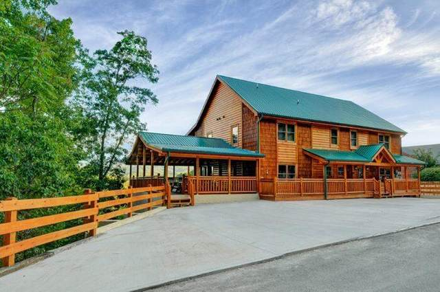1953 Blackthorn Tr, Sevierville, TN 37862 (#1144496) :: Billy Houston Group