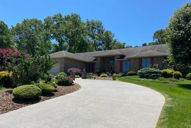 314 Chuniloti Circle, Loudon, TN 37774 (#1144624) :: Billy Houston Group