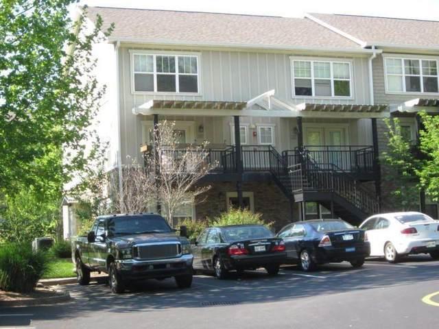 1121 Tree Top Way #1427, Knoxville, TN 37920 (#1144688) :: Adam Wilson Realty