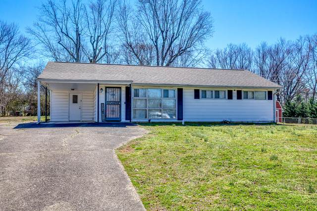 304 Sky Drive, Knoxville, TN 37912 (#1144745) :: Catrina Foster Group