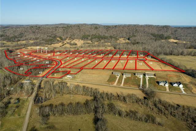 Lot 7 Mountain Vista Lane, Maryville, TN 37804 (#1144777) :: Realty Executives Associates