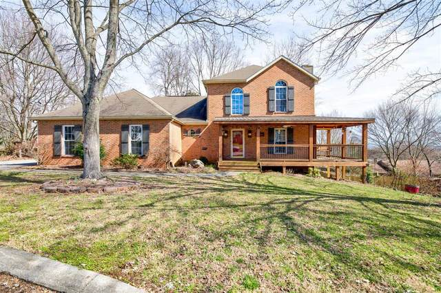 1120 Turnberry Drive, Knoxville, TN 37923 (#1144780) :: Shannon Foster Boline Group