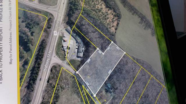 Prospect Church Rd, Loudon, TN 37774 (#1144783) :: Billy Houston Group