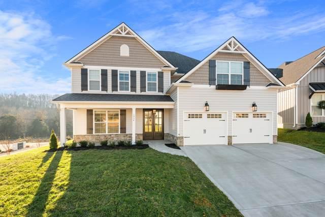 639 Little Turkey Lane, Lot 18, Knoxville, TN 37934 (#1144800) :: A+ Team