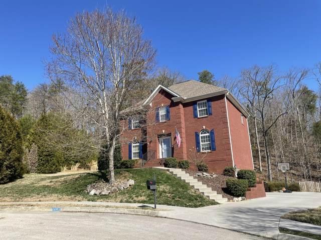 1906 Ridge Oak Lane, Knoxville, TN 37922 (#1144804) :: Shannon Foster Boline Group