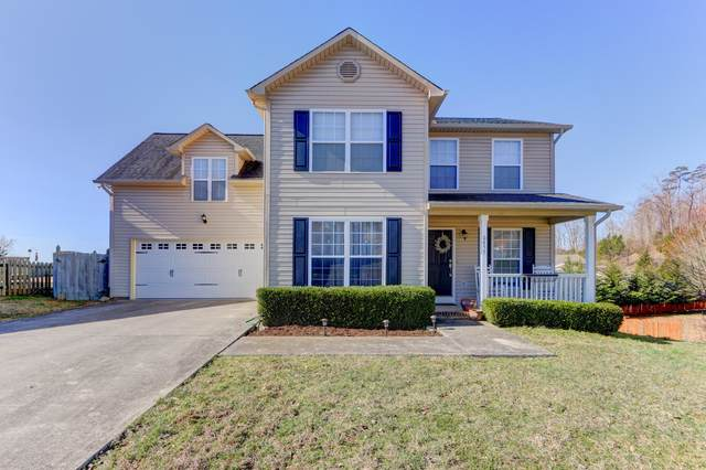 6855 Avensong Lane, Knoxville, TN 37909 (#1144805) :: Shannon Foster Boline Group