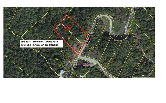 Crystal Springs Rd, Rockwood, TN 37854 (#1144921) :: A+ Team