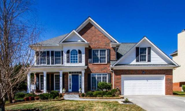 1024 Garrison Ridge Blvd, Knoxville, TN 37922 (#1144931) :: A+ Team