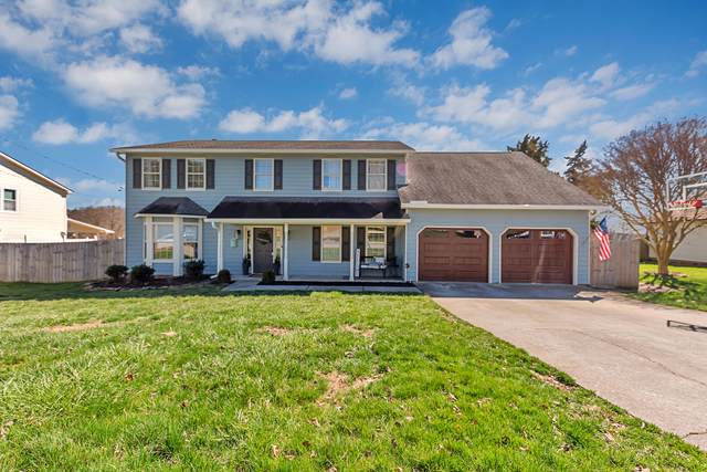 1100 Harbour Shore Drive, Knoxville, TN 37934 (#1144949) :: A+ Team