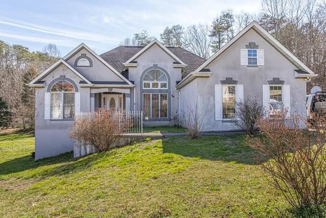 806 Kings Hills Blvd, Pigeon Forge, TN 37863 (#1144991) :: JET Real Estate