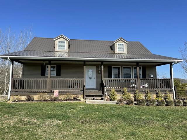 106 Clear Rd, Parrottsville, TN 37843 (#1145069) :: Cindy Kraus Group | Realty Executives Associates