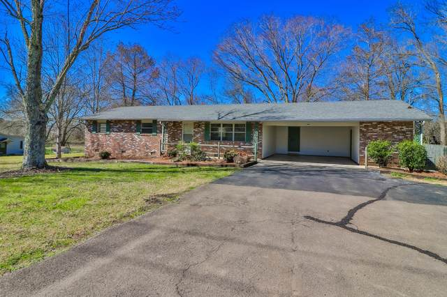 2701 Byington Beaver Ridge Rd, Knoxville, TN 37931 (#1145122) :: Billy Houston Group