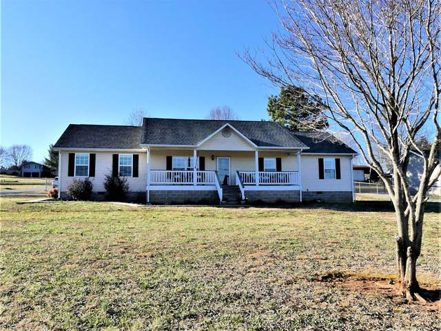106 County Road 152, Riceville, TN 37370 (#1145418) :: Adam Wilson Realty