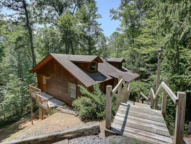 1064 Vista Drive, Gatlinburg, TN 37738 (#1145484) :: Adam Wilson Realty