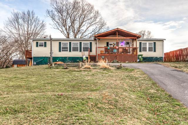 124 Black Oak Hills Lane, LaFollette, TN 37766 (#1145556) :: Adam Wilson Realty