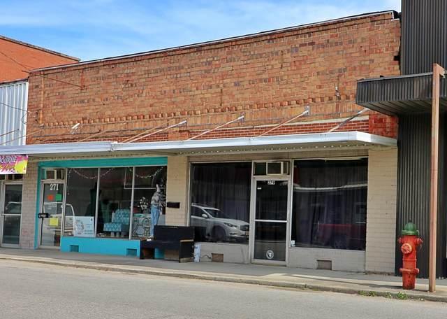 271 & 279 S Main St, Oneida, TN 37841 (#1145568) :: Tennessee Elite Realty