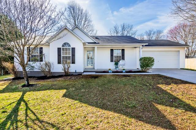 322 High Tower Rd, Maryville, TN 37804 (#1145569) :: Billy Houston Group