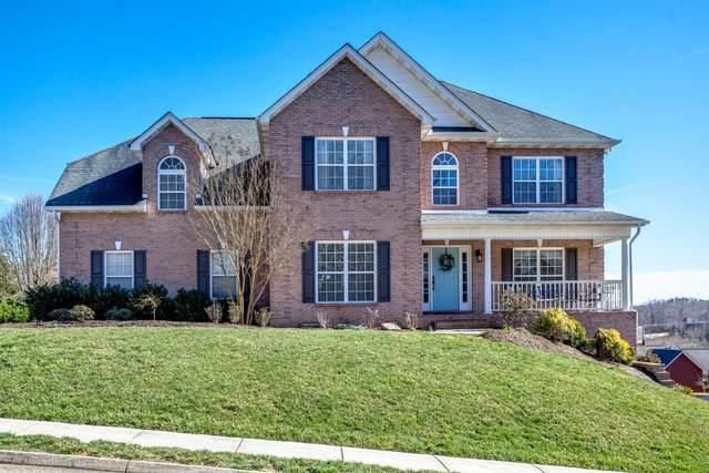8318 Bay Garden Lane, Knoxville, TN 37938 (#1145583) :: Adam Wilson Realty