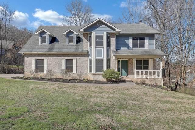 3633 Stoneridge Drive, Knoxville, TN 37931 (#1145669) :: Realty Executives Associates