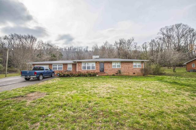 4208 Doris Circle, Knoxville, TN 37918 (#1145791) :: Billy Houston Group