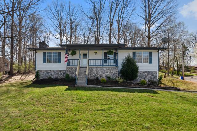 7816 Pioneer Tr, Knoxville, TN 37924 (#1145909) :: Shannon Foster Boline Group