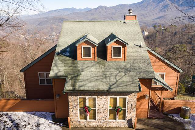 1409 Arbon Drive, Gatlinburg, TN 37738 (#1145924) :: Shannon Foster Boline Group