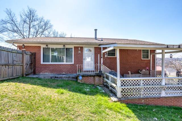 815 W Cates St, Jefferson City, TN 37760 (#1145959) :: Billy Houston Group