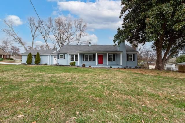 404 Montgomery Lane, Maryville, TN 37803 (#1146055) :: Adam Wilson Realty
