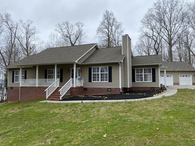 2756 W. Gallaher Ferry Rd, Knoxville, TN 37932 (#1146133) :: Billy Houston Group