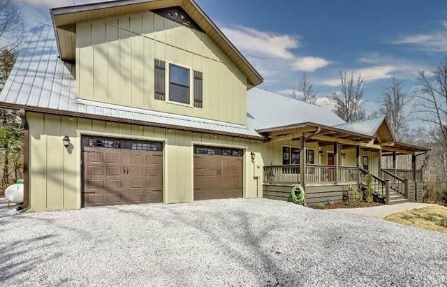164 Powdermill Drive, Tellico Plains, TN 37385 (#1146143) :: Shannon Foster Boline Group