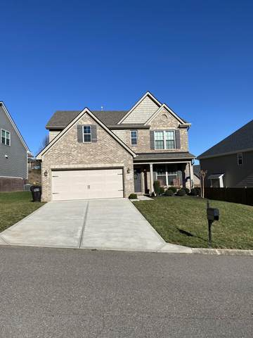3318 Teal Creek Lane, Knoxville, TN 37931 (#1146145) :: Billy Houston Group