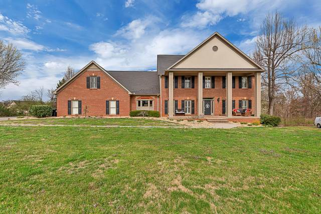 12829 Peach View Drive, Knoxville, TN 37922 (#1146199) :: Billy Houston Group
