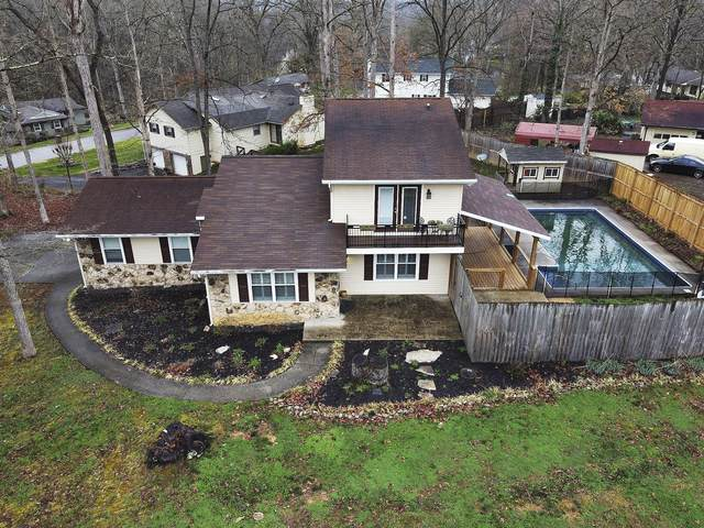 1508 Lakeshire Drive, Knoxville, TN 37922 (#1146234) :: Billy Houston Group