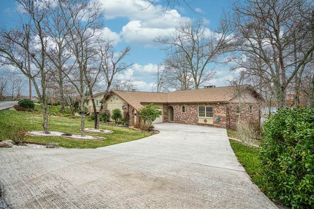 206 Lakewood Drive, Crossville, TN 38558 (#1146243) :: Shannon Foster Boline Group