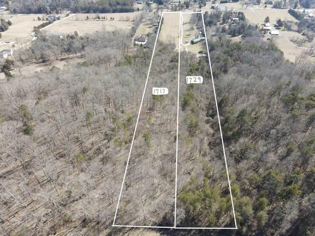 1717 W Raccoon Valley Drive, Heiskell, TN 37754 (#1146297) :: Billy Houston Group