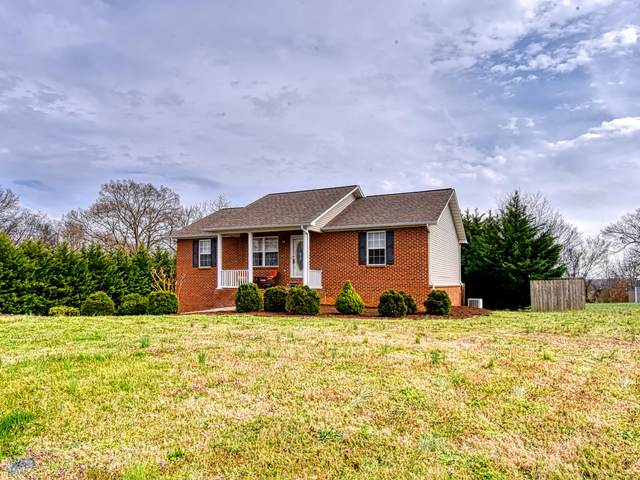 835 Quiet Oaks Way, Dandridge, TN 37725 (#1146375) :: Cindy Kraus Group | Realty Executives Associates