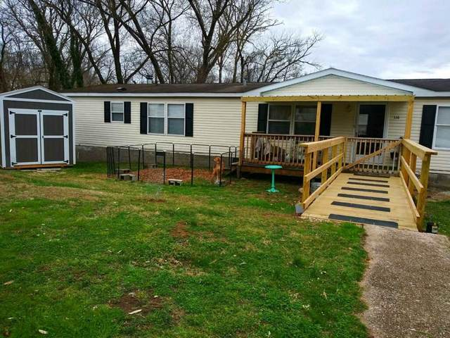 116 Lincoln Drive, Harriman, TN 37748 (#1146377) :: Tennessee Elite Realty