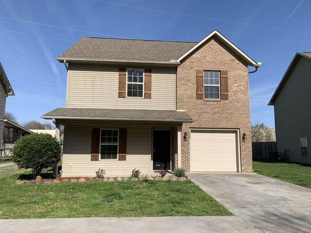 1206 Ernest Mcmahan Rd, Sevierville, TN 37862 (#1146639) :: Billy Houston Group