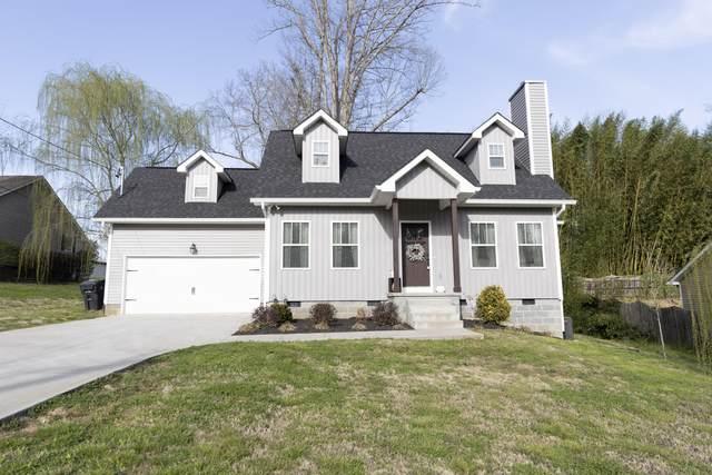 5010 Jenkins Rd, Knoxville, TN 37918 (#1146727) :: Billy Houston Group