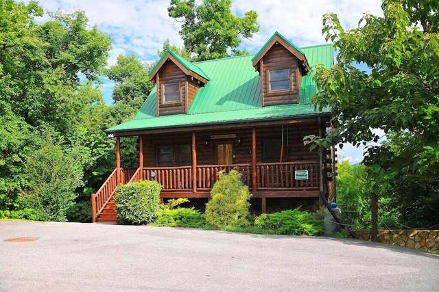 2129 E View Drive, Sevierville, TN 37876 (#1146756) :: The Cook Team