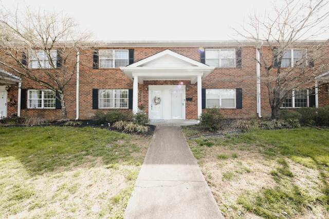 481 Broome Rd Apt 107, Knoxville, TN 37909 (#1146800) :: Billy Houston Group