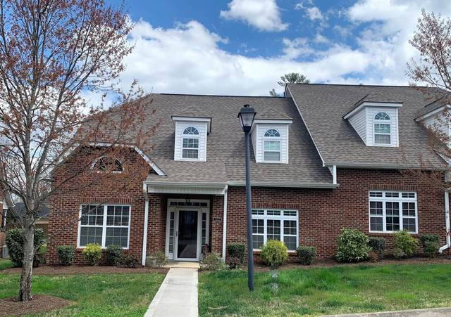 822 Poets Corner Way, Knoxville, TN 37919 (#1146814) :: Adam Wilson Realty