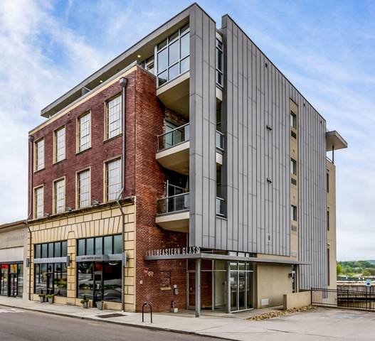 555 W Jackson Ave #402, Knoxville, TN 37902 (#1146858) :: Cindy Kraus Group | Realty Executives Associates